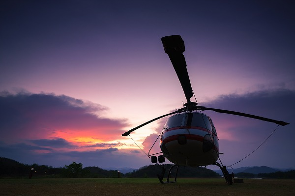 ヘリコプター画像2015.10